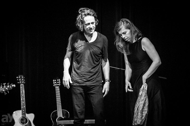 Dominic Miller & Shina June 2018